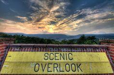 Merlavage Images: Constitution Park Scenic Overlook