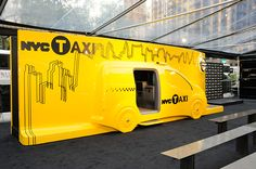 Nissan Taxi Event in NY