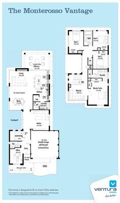 The Monterosso V2 Display Home | Ventura Homes