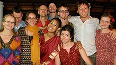 Yoga Teacher Training India - Scuola di Santhi Scuola di Yoga in India