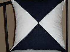 BLOW+OUT+SALE++7.99ea+White+Triangle+Pillow+by+AllPillowsOnline