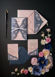 WEDDING INVITATIONS lasercut/engraved 03/lCN/z