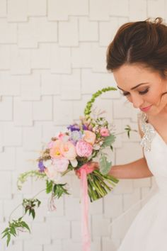 Summer wedding with pewter accents: http://www.stylemepretty.com/2014/06/25/summer-wedding-inspiration-with-pewter-accents/ | Photography: http://spindlephotography.com/