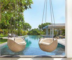 Columpios para terrazas y jardines - Outdoor furniture