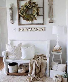 12 Beautiful Modern Farmhouse Living Room Decor Ideas