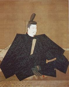 Fujiwara Takanobu, Portrait of Yoritomo, 1179
