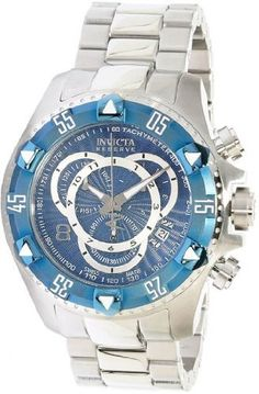 Invicta Watch Invicta. $238.25. Water Resistant: 200 Meters. Case Material: Stainless Steel. Features: Chronograph, Rotating Bezel