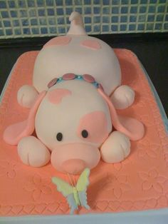 @HIDEFWEB.NET Burchett that is very cute!!! @Kimberly Peterson Rivera this is baby shower perfection!