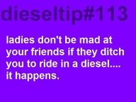 it really does. As long as its not my mans diesel then have fun and go ahead