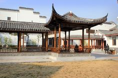 Gaochun: Step away the city center to step back in time