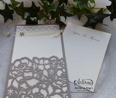 stampinup österreich; stampinup wien; Hochzeitskarte Vintage; Einladung Hochzeit; Stampinup florale Grüße; Einladungskarte hochzeit