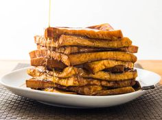 """Perfect Quick-and-Easy French Toast. """"French toast is too easy to require a recipe, right? Wrong. After dozens of batches of testing, we found that changing the ratio of eggs to milk can yield some significantly different results. Then there's the question of how much sugar to use..."""""""