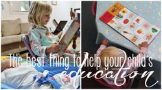 The best thing to help your child's education #learningmatters    Read more here  http://blogs.kidspot.com.au/villagevoices/best-thing-to-help-education/#
