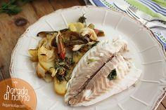 Dorada al horno, receta fácil de pescado