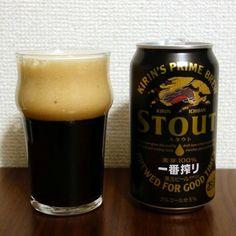 キリンビール 一番搾り スタウト