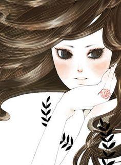 - Cute Illustrations by Kazuko Taniguchi  <3 <3