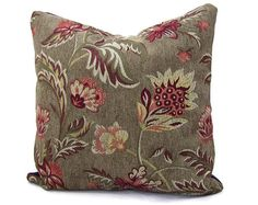 Decorative Pillows Cushion Covers Home Decor by ThePillowCafe, $45.00