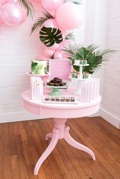 TROOP BEVERLY HILLS GLAM PINK PARTY