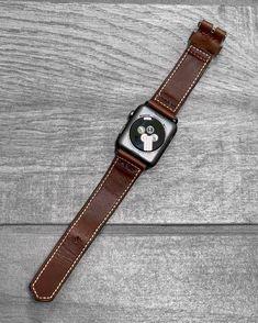 Watch band. #watches #watchstrap #leathercraft #fashion #mensfashion #handmade #propergentleman