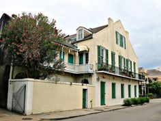 Royal Street Walk, Lots of Historic Buildings – New Orleans French Quarter Condos New Orleans French Quarter, Condo, Mansions, Street, House Styles, Building, Villas, Buildings, Roads