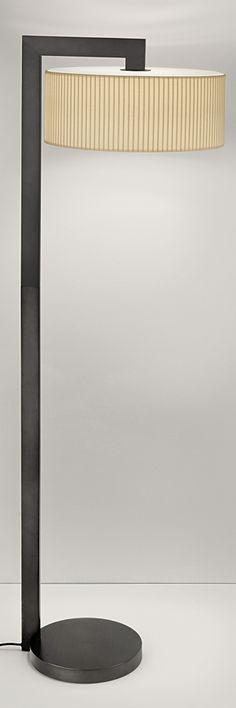 Chicago Floor Lamp CC-10-FS-BB