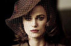 Keira Knightley, The Edge of Love. For all your hat requirements visit www.eledahats.co.uk