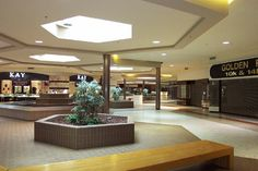 Southtown Mall: Fort Wayne, IN  #dead_mall #abandoned