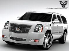 Cadillac Escalade AWD Platinum