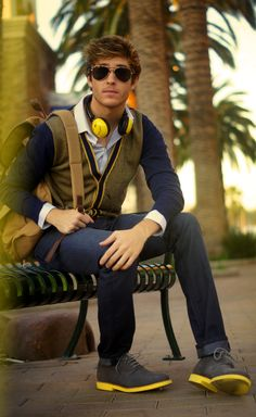 I AM GALLA: Galla Spectrum: YELLOW | More outfits like this on the Stylekick app! Download at http://app.stylekick.com