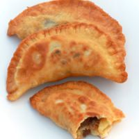 A Little Piece of Home: Pastelillos de Carne (Empanadas)