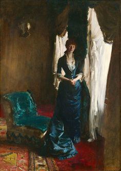 https://flic.kr/p/StiCgN | John Singer Sargent - Madame Paul Escudie
