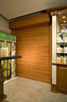 Genial Woodfold Custom Roll Up Doors