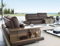 FURNITURE - top choice in the furniture degn concept. ROLF BENZ VERO notice  the longer