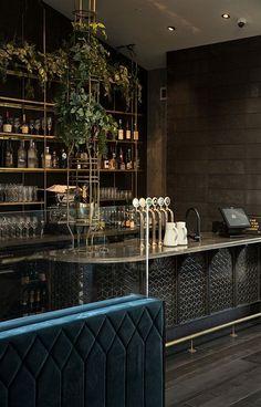 Gerome - IZZARD #restaurantdesign