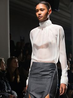 Mercedes-Benz Fashion Week New York: Wes Gordon