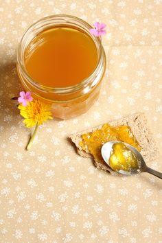 Gelée de fleurs de pissenlits                                                                                                                                                                                 Plus