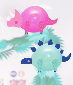 54 ideas party decorations balloons free printables for 2019 Dinosaur Party Decorations, Birthday Party Decorations, Dinosaur Party Games, Halloween Decorations, Christmas Decorations, Childrens Party Games, Die Dinos Baby, Girl Dinosaur Birthday, Dinosaur Balloons
