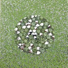 Green Diamond Trims,Peridot Rhinestone mesh Trimming banding sheet,hot melt sticker sheet,24x40cm,4mm resin rhinestones.for everything decorations.come from Sigiving.com