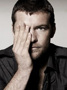 Sam Worthington...Inspiration for Connor Locke  The Hybrid Antecedent by Teresa Marie Wallace   www.tere38.wix.com/thehybridantecedent