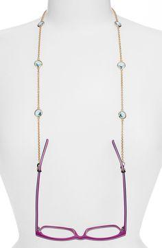 Oro Leopard Print Corazón Colgante Collar Cadena de 68cm ~ Blanco Crema O