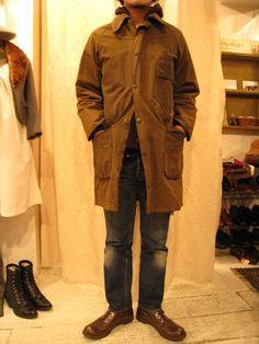 great long coat