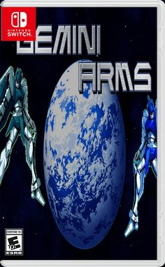 Gemini Arms Switch NSP Free DownloadGemini Arms Switch NSPFree Download Romslab Gemini Arms Switch NSP Free Download Get inside the ultimate weapon, GEMINI ARMS, and save the world from the Federal force deadly laser weapon. 50 years have passed since humans started living in space. #FreeGamesCharlotte White