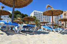 Magaluf Beach, Palma de Mallorca, Spain