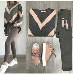 Teen Fashion : Sensible Advice To Becoming More Fashionable Right Now – Designer Fashion Tips Casual Winter Outfits, Classy Outfits, Trendy Outfits, Fall Outfits, Hijab Fashion, Teen Fashion, Fashion Outfits, Womens Fashion, Fashion Clothes