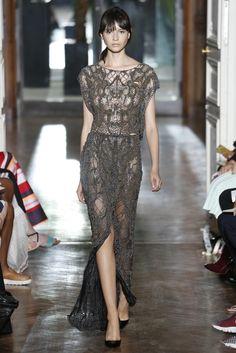 Yiqing Yin Couture Fall 2015