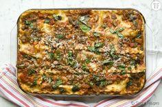 lasagnes végé