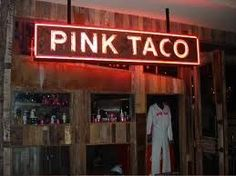 Pink Taco - including happy hour - a little off the strip