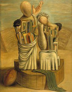 Giorgio de Chirico y la Escuela Metafisica