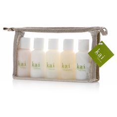 Kai - Kai Travel Set of 5 - 2oz * New and awesome product awaits you, Read it now (This is an affiliate link and I receive a commission for the sales)