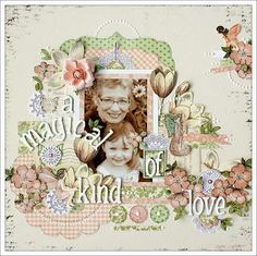 Ivc689's Gallery: ~A Magical Kind of Love~ Scrap That! March Kit